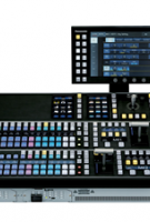 panasonic, mixer, switcher, broadcast panel, control panel