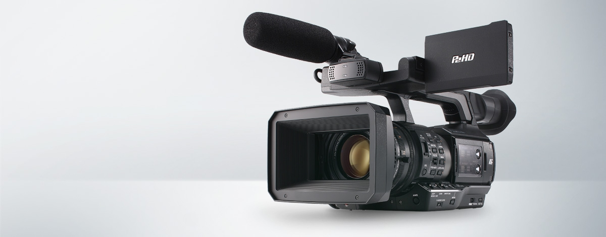 AJ-PX230 P2HD Handheld Broadcast & ProAV camcorder