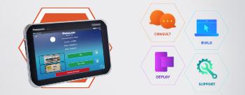 Omnia - Service personnalisé de développement d'applications