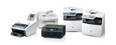 All-in-one printers/fax