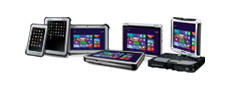 Ordinateurs portables Toughbook