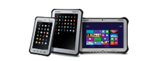 Toughpad tablets