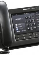 UT670 İş Tipi Siyah Telefon -Sağdan Görünüm