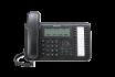 Téléphone IP professionnel, écran de 6 lignes