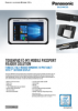 TOUGHBOOK M1 Mobile Passport Reader Spec Sheet EN