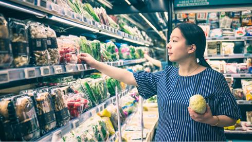Supermarchés et commerces de proximité