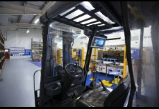CF-D1 - Warehouse Forklift 1