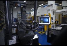 FZ-G1 - Warehouse Forklift 6